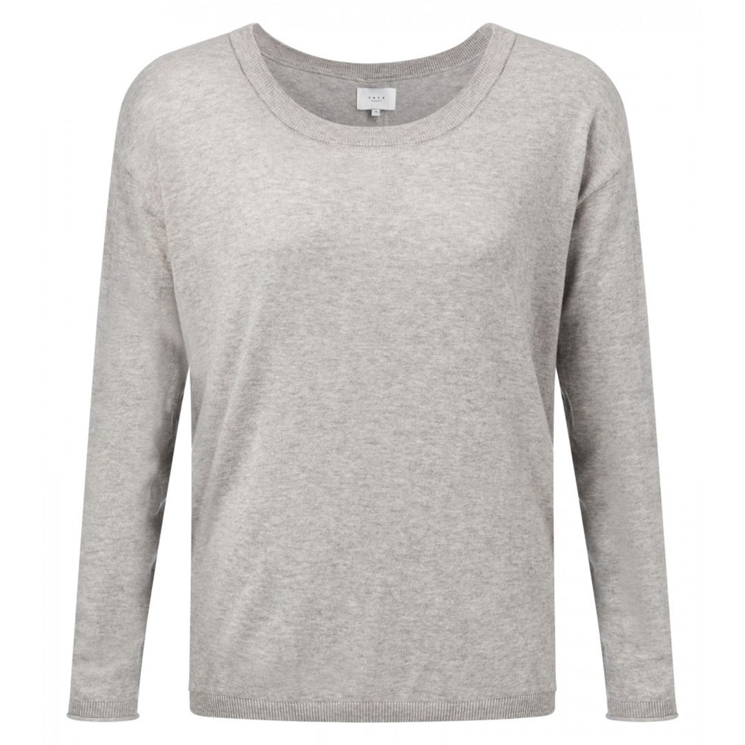 Sweater With Buttons Grey 3
